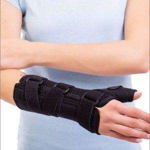 Orteză de încheietura mâinii mână deget fixă - 1